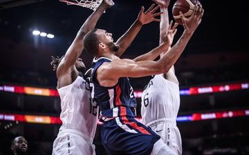 Phế truất nhà vô địch, Pháp hiên ngang tiến vào bán kết FIBA World Cup 2019