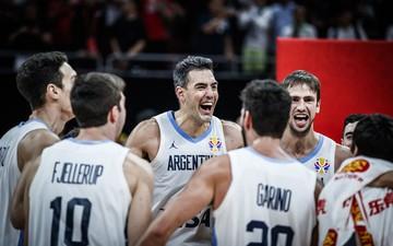 Luis Scola 'hồi xuân' mạnh mẽ, Argentina viết tiếp câu chuyện cổ tích ở FIBA World Cup 2019