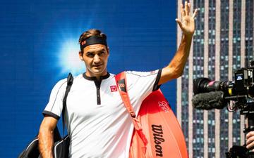 Huyền thoại Federer lại lập kỷ lục sau chiến thắng tốc hành ở vòng 4 US Open
