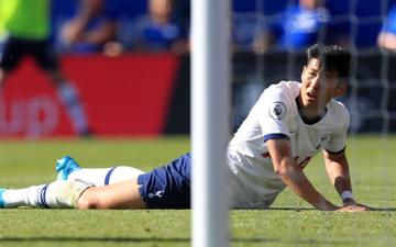 Son Heung-min tỏa sáng với cú đánh gót kiến tạo bàn mở tỷ số điệu nghệ, Tottenham vẫn thất bại trong trận cầu tràn ngập drama VAR