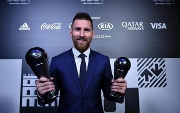 Với Messi không có sự kết thúc và Ronaldo vẫn phải tiếp tục chạy theo