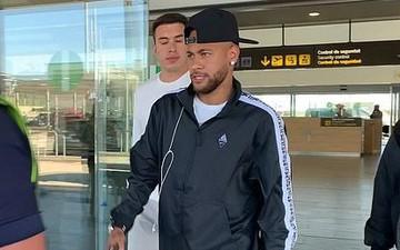 Neymar vội trở lại Barcelona nhưng với lý do khiến các culé phải lắc đầu ngao ngán