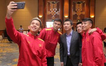 BLV Vũ Quang Huy tin tưởng U23 Việt Nam có đủ hành trang để chinh phục VCK U23 Châu Á 2020