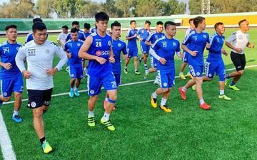 """Cầu thủ Hà Nội FC thích thú khi được đến """"đất nước bí ẩn nhất thế giới"""" thi đấu lần đầu trong đời"""