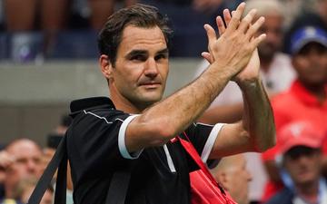 """Cú sốc ở US Open 2019: Federer thua tiếc nuối """"truyền nhân"""" ở tứ kết"""