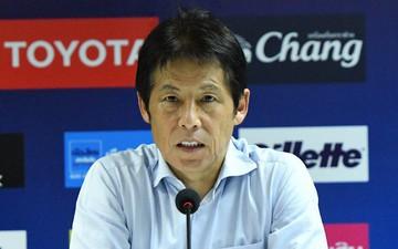 HLV trưởng tuyển Thái Lan tiếc nuối vì không thể đánh bại đội tuyển Việt Nam