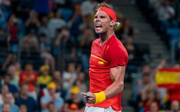 Nadal, Djokovic tỏa sáng để tạo nên trận chung kết trong mơ tại ATP Cup