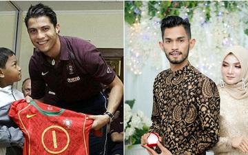 Cậu nhóc được Ronaldo cưu mang sau thảm họa sóng thần năm 2004 nay đã trưởng thành: Ăn nên làm ra, gửi lời mời ân nhân đến dự đám cưới