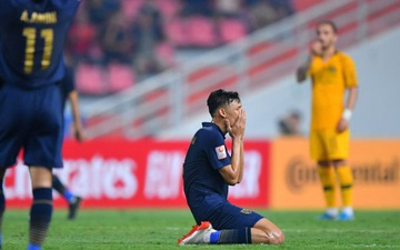 Kịch bản này sẽ khiến U23 Thái Lan bị loại ngay từ vòng bảng U23 châu Á 2020