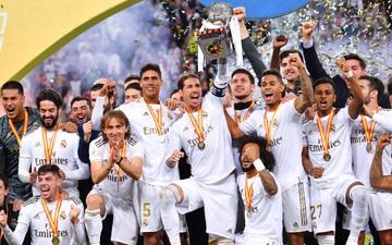 """Thầy cũ của Ronaldo sắm vai """"Vua Midas"""", Real Madrid giành danh hiệu đầu tiên mùa này"""