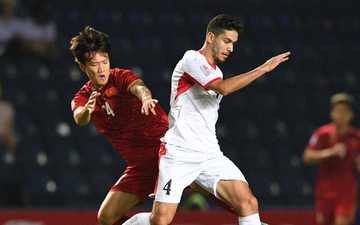 Fan Thái Lan tìm mọi mưu hèn kế bẩn để châm chọc Việt Nam sau trận hòa với U23 Jordan