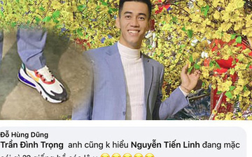 """Hội anh em U23 Việt Nam dìm hàng """"Linh ốc hương"""" đi thả thính lại diện style Vua hề Sác lô"""