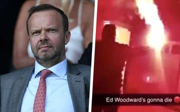 Fan hâm mộ Man Utd tấn công nhà Phó chủ tịch Ed Woodward