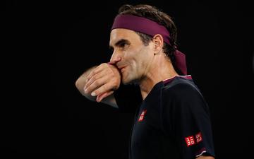 """Không còn màn ngược dòng kỳ diệu nào nữa ở Australian Open, Federer gục ngã trước ngưỡng cửa """"thiên đường"""" bởi đối thủ quá mạnh"""