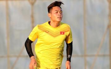 Cái kết sấp mặt của trung vệ U23 Việt Nam sau khi bị thầy Park nhéo tai nhắc nhở