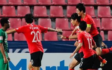 U23 Hàn Quốc 1-0 U23 Saudi Arabia: Trung vệ cao 1m94 ghi bàn thắng quý như vàng, người Hàn chính thức trở thành vua châu Á