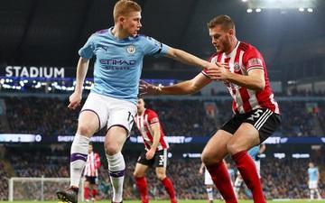Nhiều đội bóng hưởng lợi khi Manchester City bị cấm dự Champions League