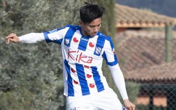 Văn Hậu giúp đội trẻ SC Heerenveen thắng trận thứ 3 liên tiếp, có cơ hội cạnh tranh danh hiệu đầu tiên tại Hà Lan