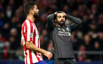 """Sở hữu thống kê tệ hại, ĐKVĐ Liverpool """"sấp mặt"""" ở lượt đi vòng 1/8 Champions League"""