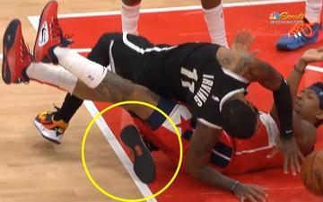 Kyrie Irving gặp chấn thương nguy hiểm, Brooklyn Nets đứng ngồi không yên
