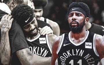 """Tin buồn cho các fan của Kyrie Irving: """"Uncle Drew"""" buộc phải bỏ lỡ phần còn lại của mùa giải NBA 19-20"""