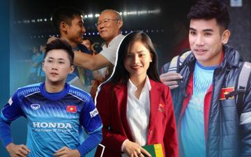 """Điểm danh các """"doctor 9x"""" trai xinh gái đẹp của thể thao Việt Nam nhân ngày 27/2"""