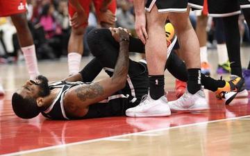 Irving trấn an người hâm mộ sau chấn thương nguy hiểm