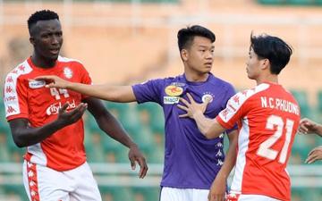 Công Phượng phản ứng nhanh, ngăn đồng đội xô xát với trung vệ U23 Việt Nam