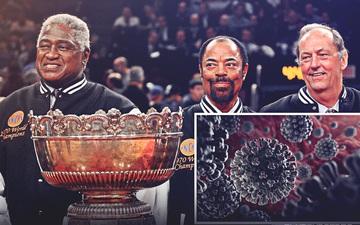 New York Knicks hoãn lễ kỷ niệm vô địch NBA vì diễn biến căng thẳng của dịch Covid-19
