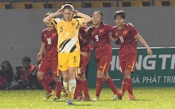 Đội tuyển bóng đá nữ Việt Nam dừng bước tại vòng loại Olympic sau trận đấu quả cảm trước đội hạng 7 thế giới