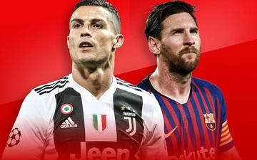 4 siêu kỷ lục mà Ronaldo và Messi đang cùng nhau nắm giữ