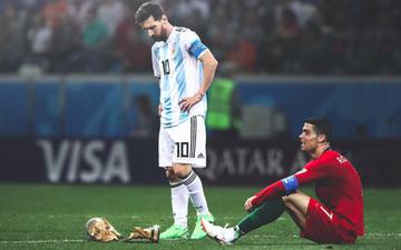 5 kỷ lục World Cup mà Ronaldo và Messi có thể không bao giờ với tới