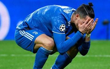 Ronaldo bị bắt quả tang nói xấu đồng đội sau trận thua tủi hổ tại giải đấu danh giá nhất cấp CLB