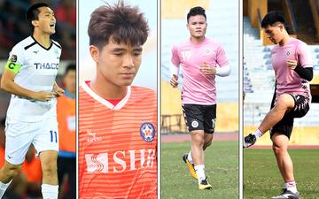 Những học trò của thầy Park sẽ vắng mặt ở vòng mở màn V.League 2020: Gần đủ một đội hình