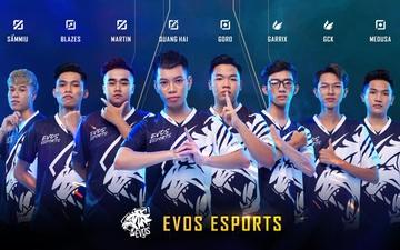 Nhọ cho EVOS Esports: Đang mải mê tận hưởng chiến thắng đầu tiên tại ĐTDV mùa Xuân 2020 thì BTC bất ngờ tuyên bố thi đấu lại