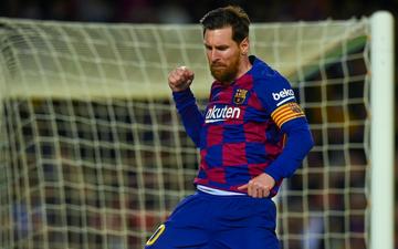 Đội bóng Tây Ban Nha dày công sáng tạo ra cách dựng hàng rào mới để cản Messi, fan tặc lưỡi: Thế mới thấy M10 kiệt xuất đến mức nào