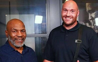 Tyson Fury: Tôi nhận được lời mời thượng đài với Mike Tyson và đã quyết định đồng ý