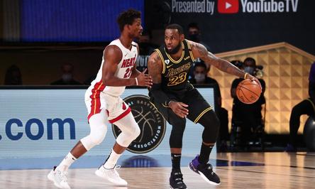 Jimmy Butler và LeBron James: Một trong những màn đối đầu kinh điển nhất lịch sử NBA Finals