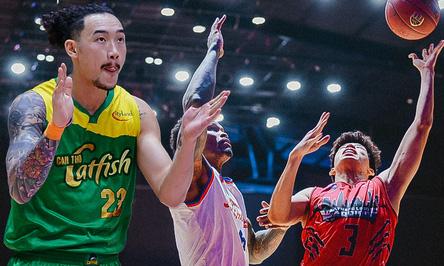 """Vừa bị loại ở Playoffs, Tâm Đinh hoá thành fan Thủ đô: """"Ai cũng được, chỉ cần họ hạ gục Saigon Heat ở chung kết"""""""