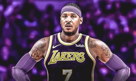 NÓNG: Carmelo Anthony cập bến Los Angeles Lakers