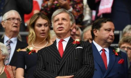 Ông chủ CLB Arsenal chính thức rút lui trong thương vụ vung 700 tỉ đồng cho một suất dự giải đấu Esports lớn nhất Bắc Mỹ