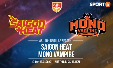 """Tái ngộ Mono Vampire chỉ trong vòng 10 ngày: Saigon Heat """"thay máu"""" mạnh mẽ, nhưng liệu có đủ để giúp họ giành được chiến thắng?"""