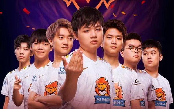 Chủ tịch Suning chơi lớn, hứa tặng 100 chiếc Iphone 12 cho fan nếu SofM và đồng đội vô địch CKTG 2020