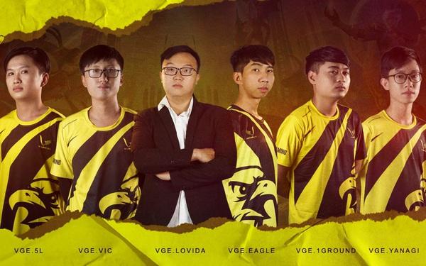 Thua V Gaming, Saigon Buffalo gặp khó trong cuộc đua trụ hạng
