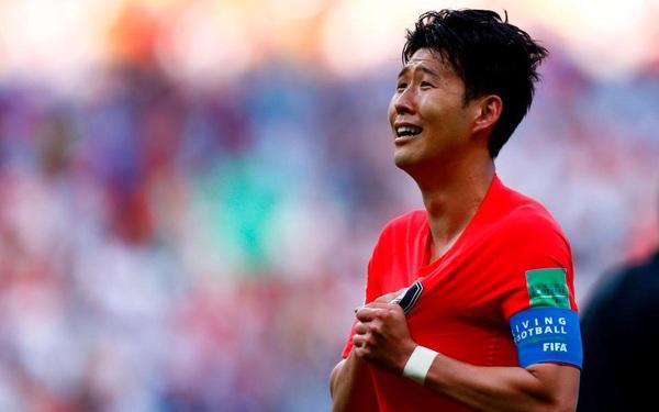 """Vừa về Hàn Quốc, Son Heung-min đã rục rịch chuẩn bị """"nhập ngũ"""""""