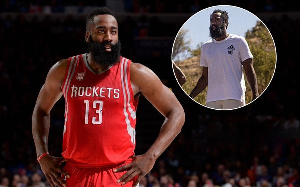 Siêu sao NBA gây sốc về ngoại hình sau mùa dịch: Thon gọn hơn nhưng khiến fan liên tưởng tới người vô gia cư
