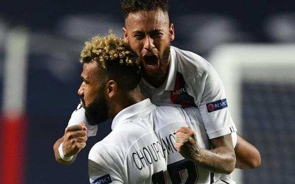 Atalanta 1-2 PSG: Ghi 2 bàn trong phút bù giờ, Neymar và đồng đội lật kèo siêu kịch tính để lọt vào bán kết Champions League