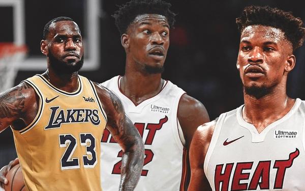 """Butler mô tả LeBron James như """"trùm cuối"""" của Chung kết NBA"""