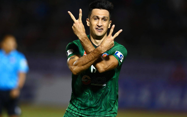 Công Phượng im tiếng, HAGL của Kiatisuk nhận thất bại 0-1 trước CLB Sài Gòn