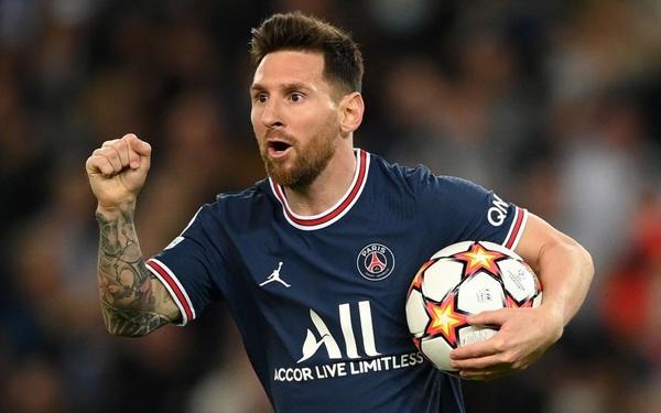 """Song sát"" Messi - Mbappe tỏa sáng, PSG thắng nhọc RB Leipzig"